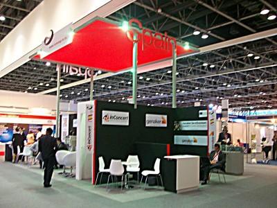 SECARTYS Gitex 2011 – Dubai