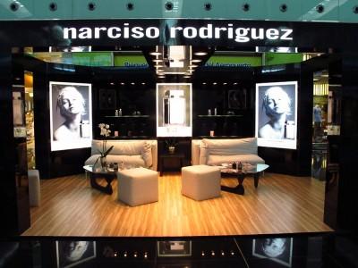 Narciso Rodriguez – Aeroport del Prat, Barcelona