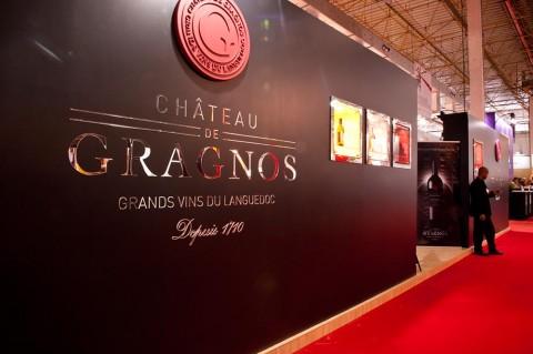 Château de Gragnos 2013 – Sao Paulo, Brasil