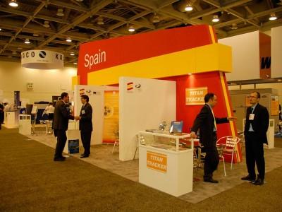 SECARTYS Intersolar 2010 – San Francisco, USA