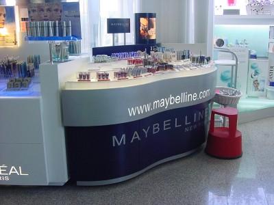 Maybelline – Corte Inglés Palma de Mallorca